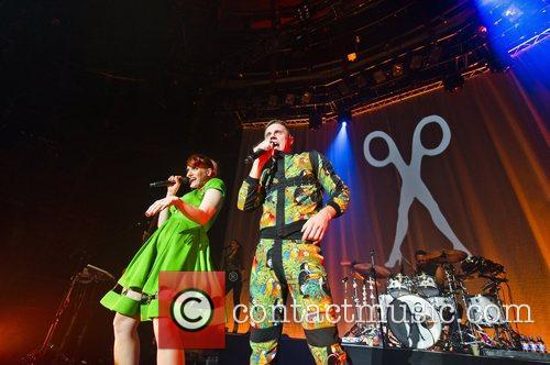 Scissor Sisters and Roundhouse 15