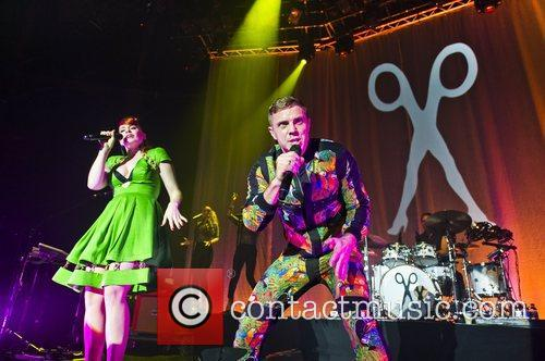 Scissor Sisters and Roundhouse 21