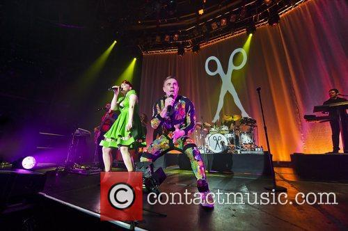 Scissor Sisters and Roundhouse 36