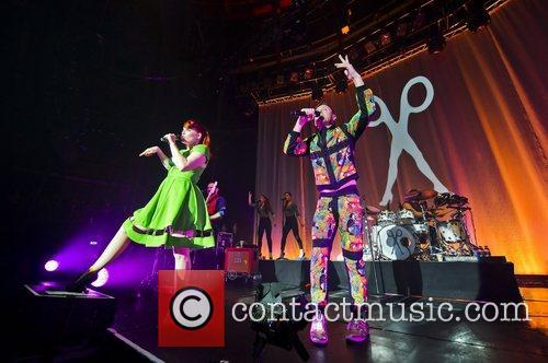 Scissor Sisters and Roundhouse 17