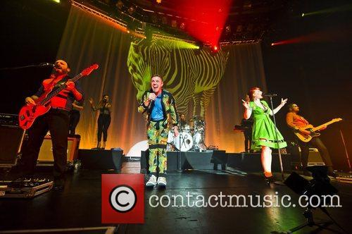 Scissor Sisters and Roundhouse 33