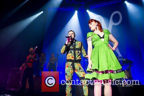 Scissor Sisters and Roundhouse 16