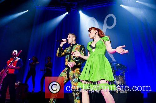 Scissor Sisters and Roundhouse 3
