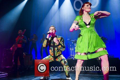 Scissor Sisters and Roundhouse 7