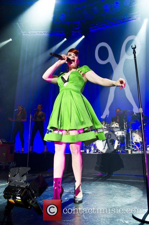 Scissor Sisters and Roundhouse 35