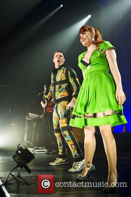 Scissor Sisters and Roundhouse 32