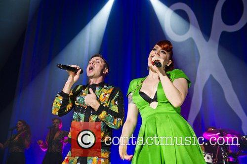 Scissor Sisters and Roundhouse 23