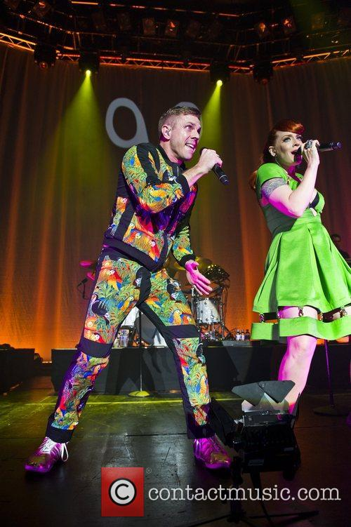 Scissor Sisters and Roundhouse 20
