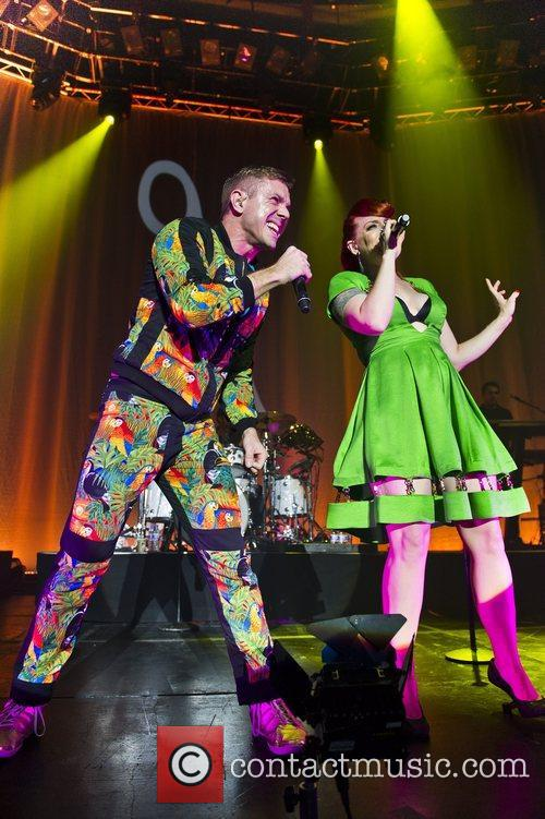 Scissor Sisters and Roundhouse 12