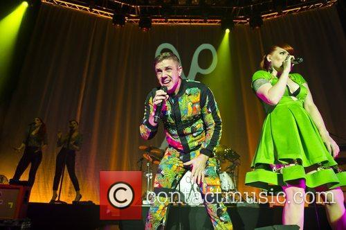 Scissor Sisters and Roundhouse 5