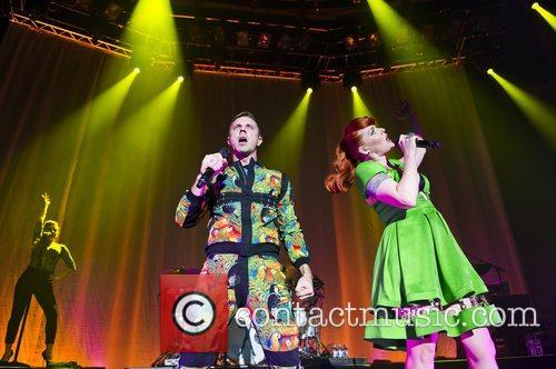 Scissor Sisters and Roundhouse 11