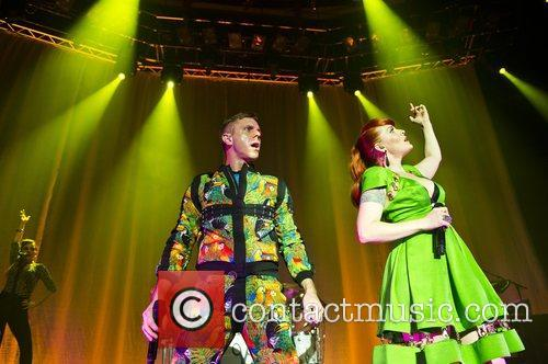 Scissor Sisters and Roundhouse 24