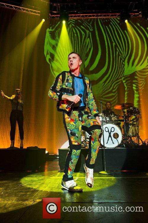 Scissor Sisters and Roundhouse 34
