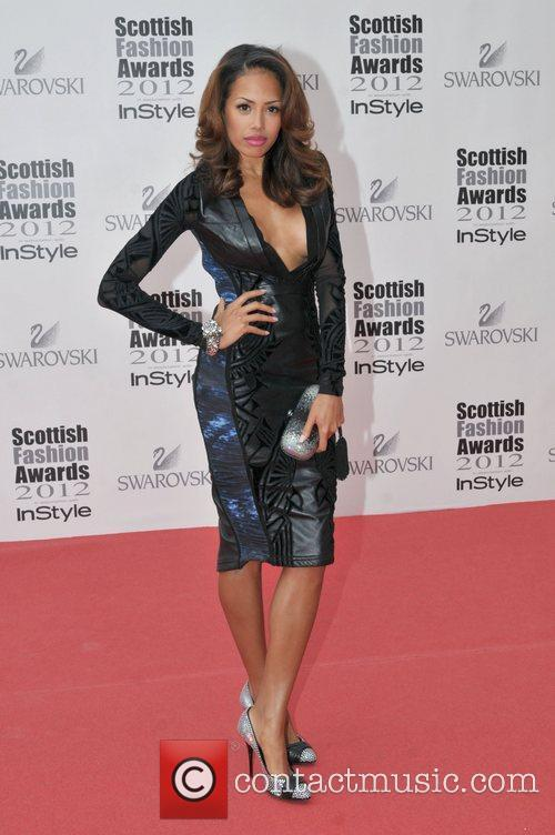 Scottish Fashion Awards held at the SECC Clyde...