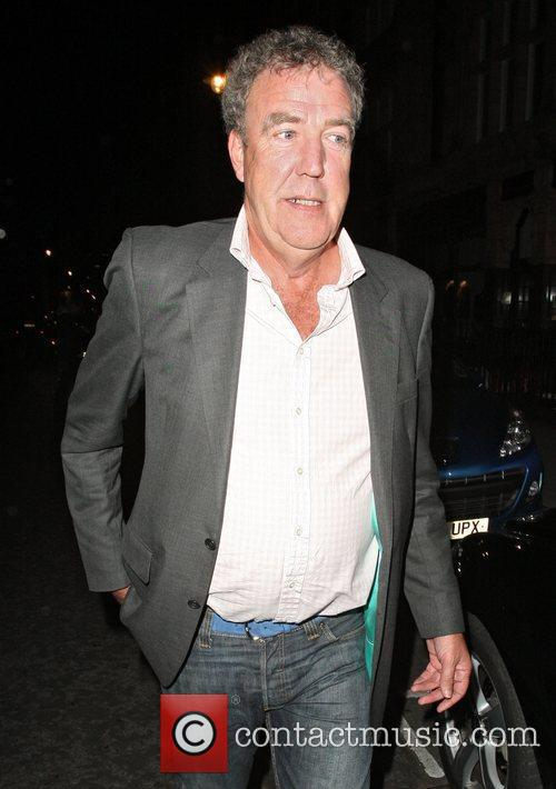 Jeremy Clarkson and Scott's Restaurant 5