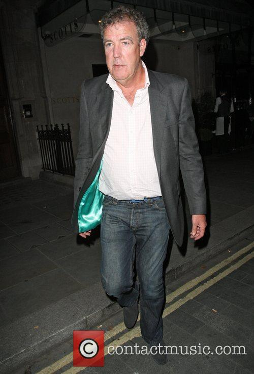 Jeremy Clarkson and Scott's Restaurant 6