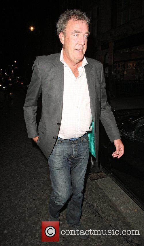 Jeremy Clarkson and Scott's Restaurant 9