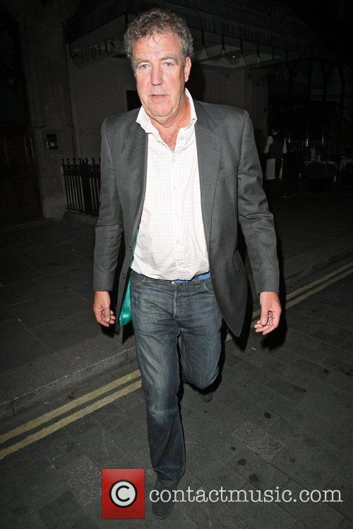 Jeremy Clarkson and Scott's Restaurant 10