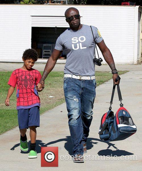 Henry Samuel and Seal 5