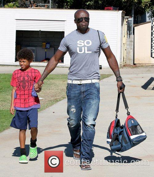 Henry Samuel and Seal 1