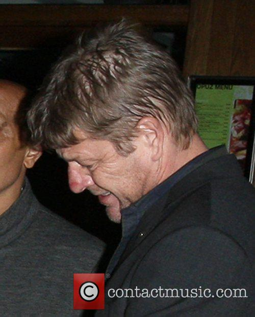Sean Bean and Groucho 1