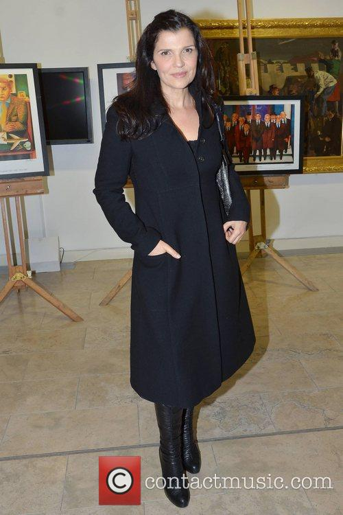 Ali Hewson Guests arrive at the Chernobyl Childrens...