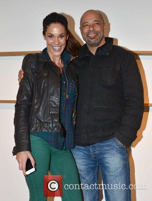 Glenda Gilson and Paul Mcgrath 2