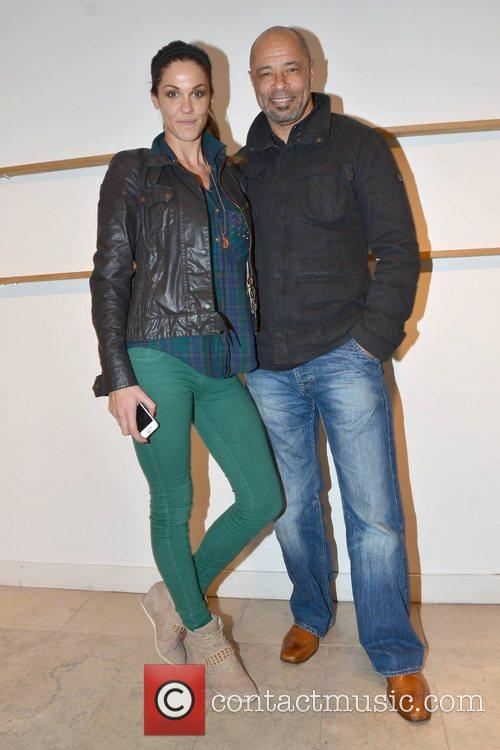 Glenda Gilson and Paul Mcgrath