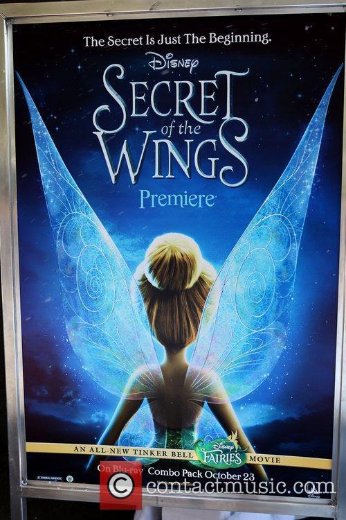 Atmosphere Premiere of 'Secret of the Wings' held...