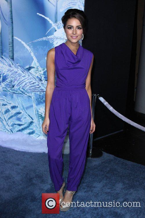Premiere of 'Secret of the Wings' held at...
