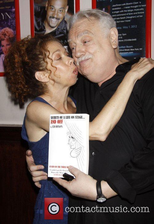 Jennifer Butt and Ed Dixon Post show celebration/book...