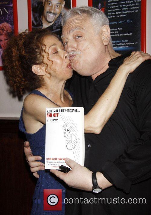 Post show celebration/book launch for Ed Dixon's 'Secrets...