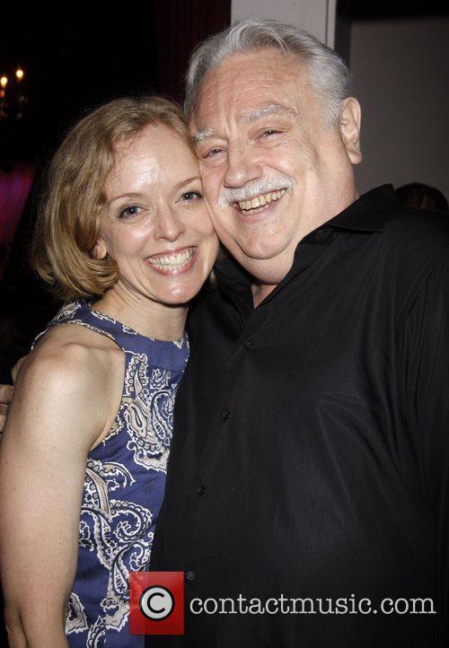 Nancy Anderson and Ed Dixon Post show celebration/book...