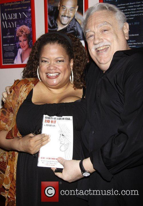 Natalie Douglas and Ed Dixon Post show celebration/book...