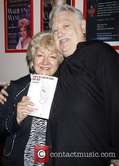 Valerie Boyle and Ed Dixon Post show celebration/book...