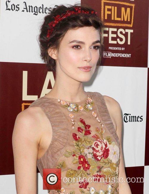 Keira Knightley and Los Angeles Film Festival 4