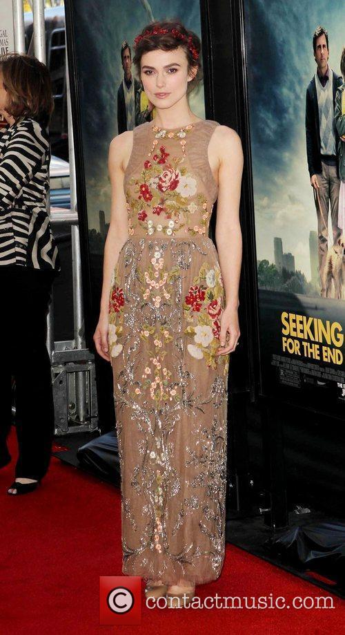 Keira Knightley and Los Angeles Film Festival 6