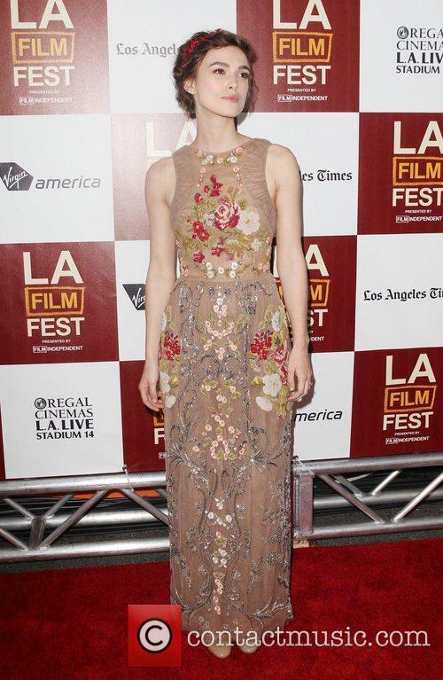 Keira Knightley and Los Angeles Film Festival 7