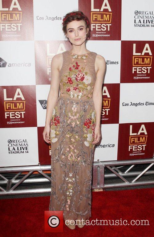 Keira Knightley and Los Angeles Film Festival 8