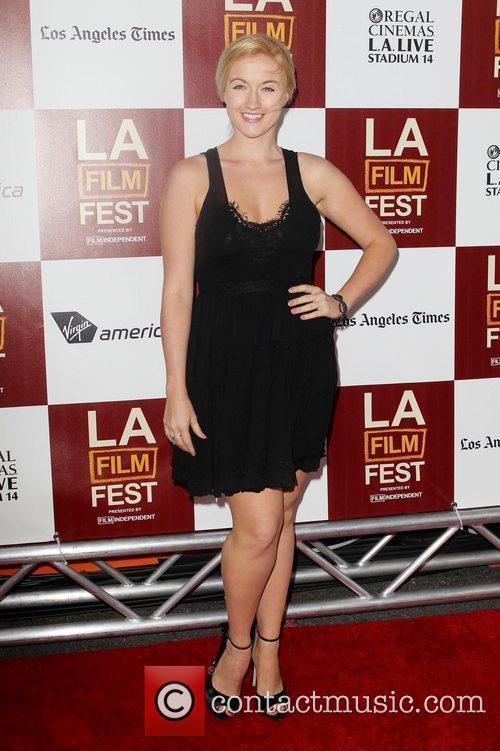 Laura Linda Bradley 2012 Los Angeles Film Festival...