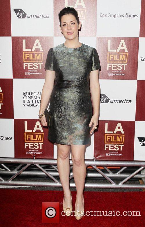 Melanie Lynskey 2012 Los Angeles Film Festival premiere...