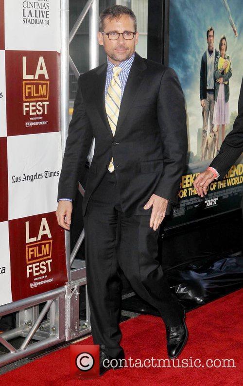 Steve Carell and Los Angeles Film Festival 2