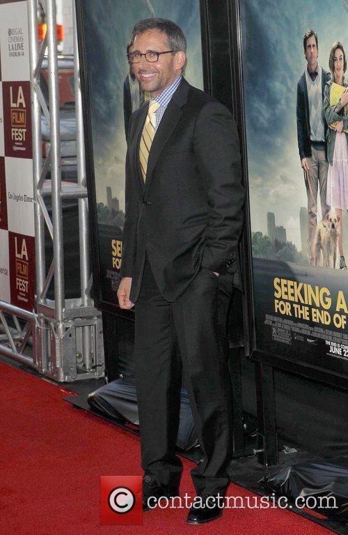 Steve Carell and Los Angeles Film Festival 3
