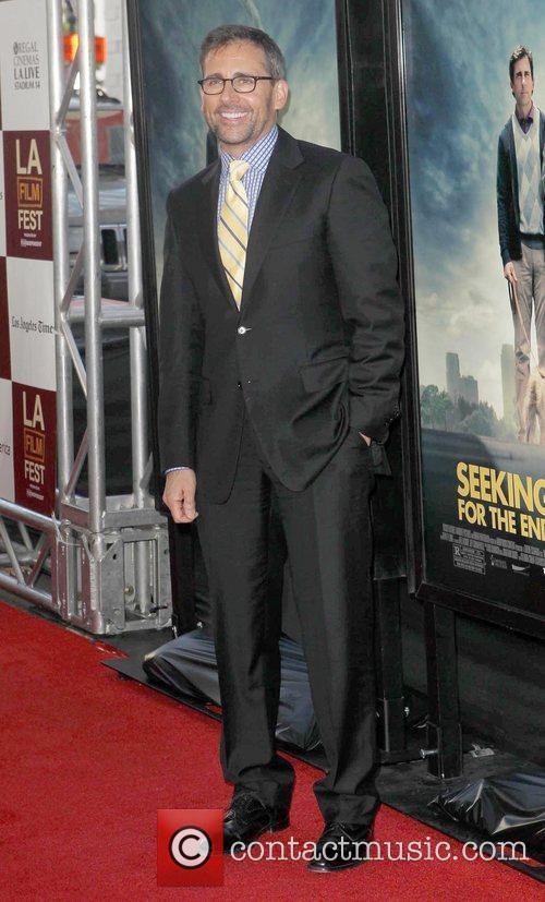 Steve Carell and Los Angeles Film Festival 5