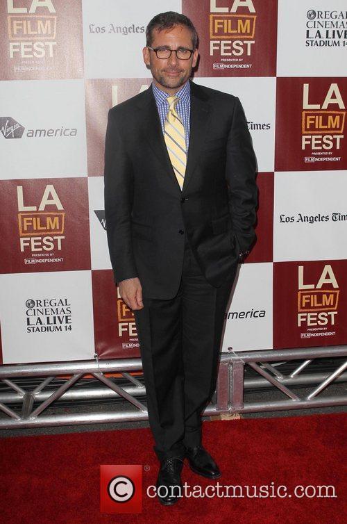 Steve Carell and Los Angeles Film Festival 8