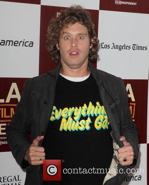 Tj Miller and Los Angeles Film Festival 4