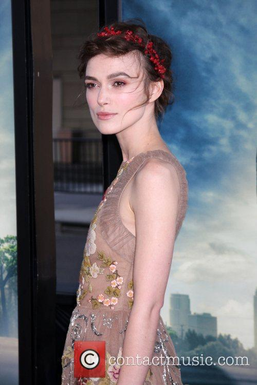 Keira Knightley and Los Angeles Film Festival 1