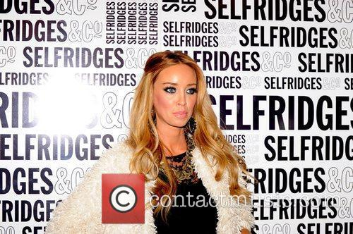 Lauren Pope and Selfridges 12