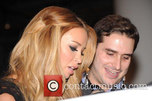 Lauren Pope and Selfridges 10