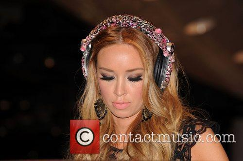 Lauren Pope and Selfridges 9